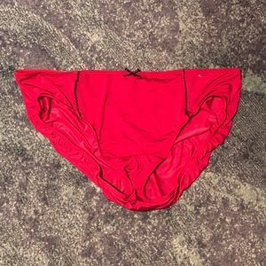 Cacique Panties Listing #1